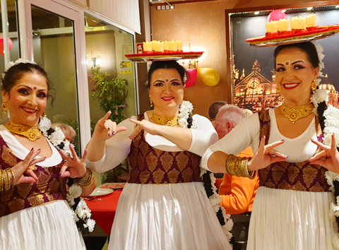 Bollywood Night November Calpe